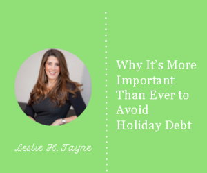 Why It's More Important Than Ever to Avoid Holiday Debt