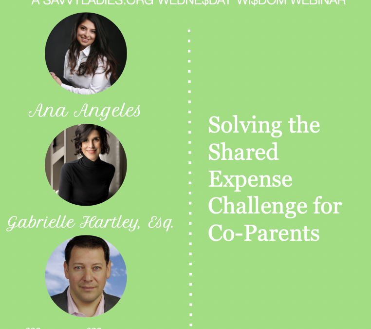 Solving the Shared Expense Challenge for Co-Parents