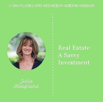 Real Estate: A Savvy Investment