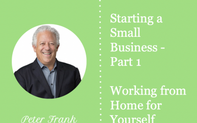 Starting a Small Business – Part 1