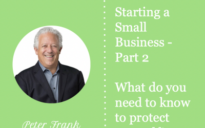 Starting a Small Business – Part 2