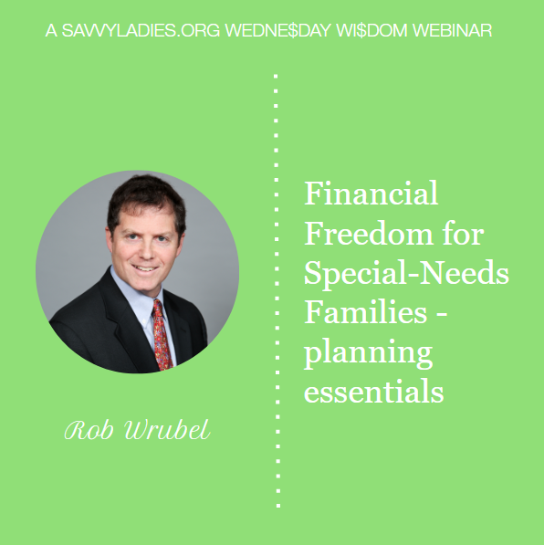 Financial Freedom for Special-Needs Families – planning essentials
