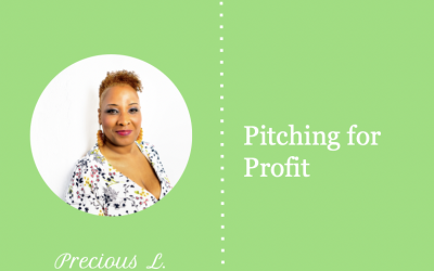 Pitching for Profit